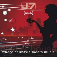 J.7 'where hairstyle meets music' No.6